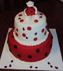 ladybug baby shower cake qjkrev