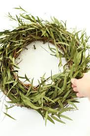 eucalyptus willow wreath diy homestead 128