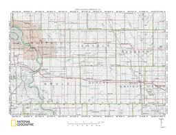 Sd Map Missouri River James River Drainage Divide Area Landform Origins