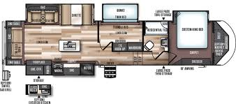 Salem Rv Floor Plans by New Or Used Fifth Wheel Campers For Sale Rvs Near Charleston