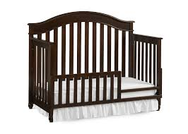 Davinci Jayden 4 In 1 Convertible Crib With Toddler Rail by Convertible Crib Toddler Bed Rail Creative Ideas Of Baby Cribs