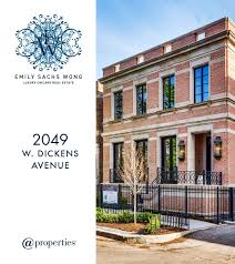 2049 west dickens marketing brochure by properties issuu