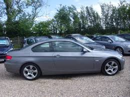 bmw 320i 2007 for sale used bmw 3 series car 2007 grey petrol 320i se 2 door coupe for