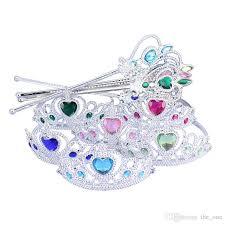 frozen headband 2017 crown tiara headband set princess elsa frozen