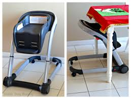 Graco High Chair Review And Giveaway Graco Blossom 4 In 1 Seating System High