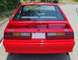 1985 5 mustang svo 1993 ford mustang cobra a great end to a run car memories