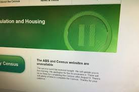 australian bureau statistics census australian bureau of statistics says website attacked by