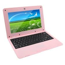 android notebook 10 1 inch notebook pc android dual 1 5ghz pink at rs 8500