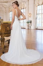 6343 by lillian west art deco style wedding dress
