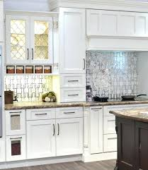 kitchen tile ideas uk kitchen tile backsplash ideas metallic geometric kitchen tile