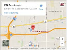 armstrong cus map united states idn inc