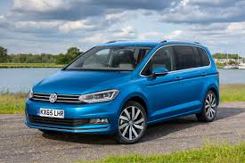 new volkswagen car new vw touran to cost from 22 240 auto express