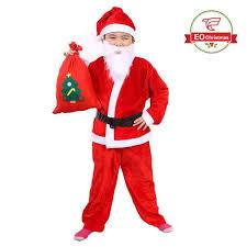 santa claus costume china children santa claus costume manufacturers suppliers and
