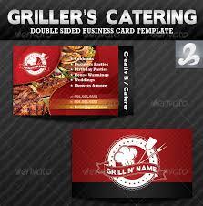 restaurant business cards templates free thelayerfund com