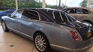 bentley bentley bentley mulsanne ewb youtube