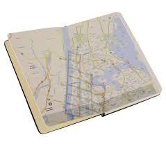 couverture de livre vierge moleskine city notebook new york couverture rigide 9 x 14 cm