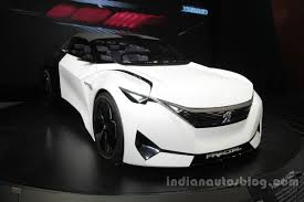 peugeot concept car concept cars at auto china part 1