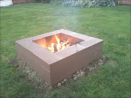 outdoor marvelous stone fire pit ideas building a backyard fire