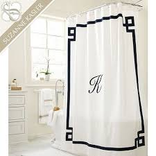 White Linen Shower Curtain 150 Best Shower Curtain Images On Pinterest Bathroom Ideas