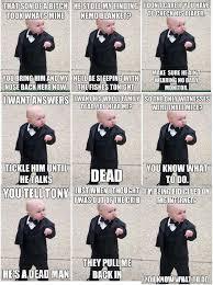 Baby Godfather Memes - baby godfather