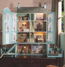 Collection Miniature House Plans Photos by Blog The Classical Dolls U0027 House Dolls Houses Pinterest
