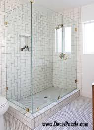 shower tile designer white tile shower designs image bathroom 2017