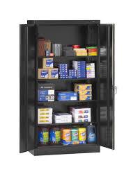 72 Storage Cabinet Tennsco Storage Made Easy Standard Storage Cabinet Unassembled