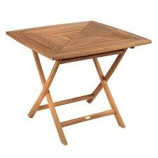 berkshire handcrafted teak wood patio table tree shops