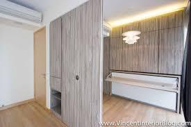 Bedroom Ideas Hdb Singapore Condominium Parc Seabreeze Renovation By Raymond Kua