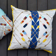 faux leather throw pillows aztec cotton jacquard faux leather large floor cushion bivain