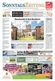 Wetter Bad Bentheim 7 Tage Sonntagszeitung 06 11 2016 By Sonntagszeitung Issuu