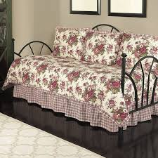 waverly norfolk 5 piece reversible daybed quilt set u0026 reviews