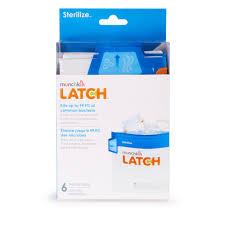 Munchkin Baby Gate Replacement Parts Munchkin Latch Sterilize Bags 6 Pack Walmart Com