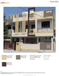decent colour combination for building in kota done by me