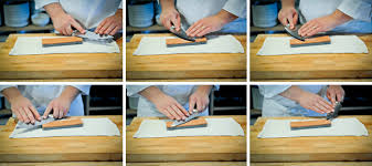 cks 026 how to sharpen a knife with a water stone stella culinary