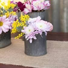 Tin Vases 24