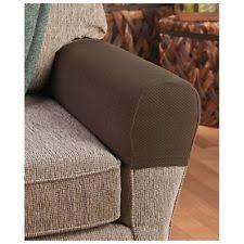 slipcovers for chairs with arms chair armrest covers ebay