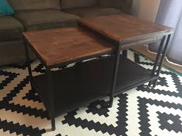 Bargain To by Coffee Table Ikea Coffeele Hack Remodelaholic From Bargain To