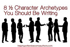archetypal themes list 8 character archetypes you should be writing helping writers