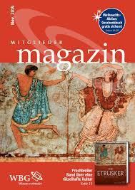 Dr Ruch Bad Kissingen Wbg Magazin 4 14 By Wissenschaftliche Buchgesellschaft Wbg Issuu