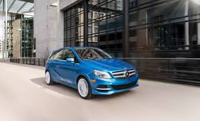 mercedes b class ev how the mercedes b class electric compares with the ev