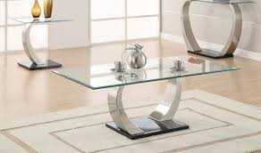 Rectangular Coffee Table With Glass Top Best 15 Stylish Rectangular Glass Top Coffee Tables Home Design