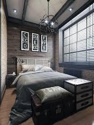 modern bedrooms for men bedroom dark wood panel walls tropical