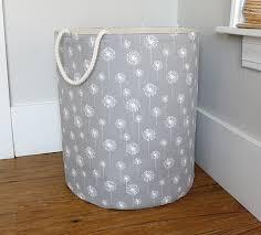grey laundry hamper extra large hamper fabric storage laundry basket grey