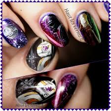 star wars nail art and swatches nailpolis museum of nail art