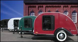 Retro Teardrop Camper Lightweight Travel Trailers Sales And Rent Missouri Teardrop