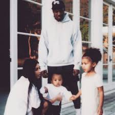 kim kardashian family instagram picture january 2017 popsugar