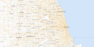 Illinois On A Map by Luxury Apartments And Studios For Rent In Chicago Illinois The