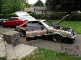 late model restoration mustang sinis built 1979 ford mustang indy pace car sinis built 79 flickr