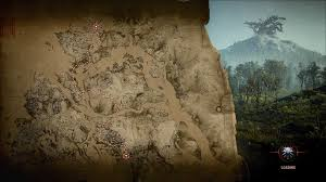 The Witcher 3 World Map by 35 Minutes Of The Witcher 3 Wild Hunt Page 4 Neogaf